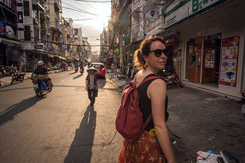 Expats living in Vietnam